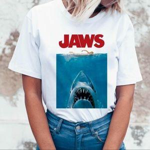Jaws Vintage Tee